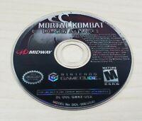 Mortal Kombat: Deadly Alliance - Nintendo GameCube, 2002 - Disk Only