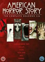 American Horror Story Stagioni 1 A 6 DVD Nuovo DVD (8290001000)
