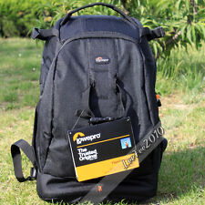 Waterproof Lowepro Flipside 400 AW DSLR Camera Backpack Bag Rucksack +Rain Cover
