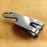 Edelstahl EDC-Multi funktionswerkzeug Guertel Keychain Clip Flaschenoeffner G SC