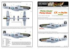 kits-world 1/72 P-51D Mustang 20. FG 79th FS #72047