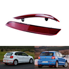 Rechts+Links Rückstrahler Reflektor für VW Polo 6R,6C 14+ 6C0945105B,6C0945106B