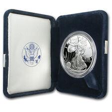 2003-W 1 oz Proof Silver American Eagle (w/Box & COA) - SKU #1053