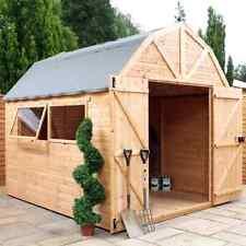 Mercia 10x8 Shiplap T&G Dutch Barn Shed