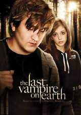 The Last Vampire on Earth NEW DVD