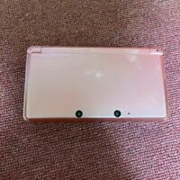 Nintendo 3DS Misty Pink console only Japanese