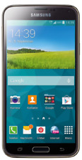 Samsung G901F Galaxy S5 + LTE Plus 16GB schwarz Android Smartphone Telekom