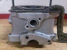 1995 Husqvarna TE350 TE 350 cylinder head and valves timing chain