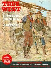 1964 True West Magazine Treasure Hunting Special/Found Planchas De La Plata Mine