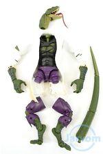"Marvel Legends 6"" inch Build a Figure Spider-Man Lizard Parts Individual Pieces"