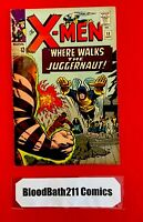 Silver Age Comic X-Men #13. 2nd Appearance Of The Juggernaut. Key Issue. B