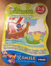 The Backyardigans viking voyage v. smile Vtech 3-5 ans nick jr