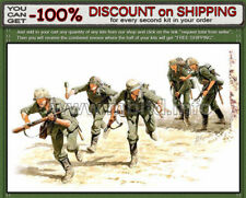 """Master Box 3540 """"German Signals Personnel"""" Scale 1/35"""