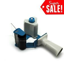 "Packing Tape Gun Dispenser 3 Inch Wide / Width,3"" Core Metal frame Good Cutter ."
