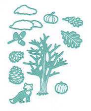 Fall AUTUMN Collection Die Set Craft Die Cutting Dies Joy! Crafts 6002/0636 New