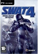 Special Weapons And Tactics SWAT 4 (PC)