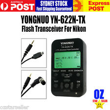 Yongnuo YN 622N-TX LCD Wireless e-TTL Flash Controller for Nikon