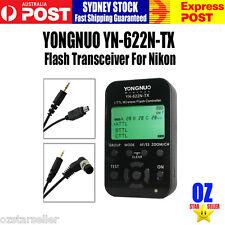 Yongnuo YN 622N-TX LCD Wireless e-TTL Flash Controller for Nikon