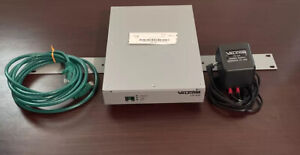 Valcom VIP-824 w 4 Port Trunk Adapter w/Front Panel LED + Power Supply + Cable