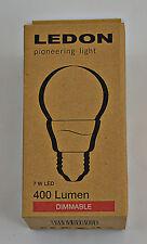2x Ledon LED Lampe A60 7W (LAM2W)