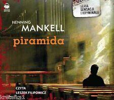 Piramida (audiobook CD) Mankell Henning - POLISH POLSKI