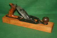 FINE NICE USER Antique Vintage Siegley Transitional Jack Plane Inv#VD64