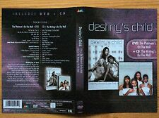 DVD + CD Destiny's Child - The Platinum's on the Wall