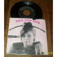 THE POP IN'S - Les Barbouzes Rare Belgium PS 7' Mod Soul Palette 68'
