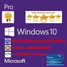 ✔ genuino, Windows 10 PRO 32/64bit Chiave di download digitale OEM ✔ venditore di fiducia ✔