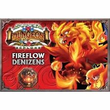 Super Dungeon Explore Fireflow Denizens Expansion 1st Edition