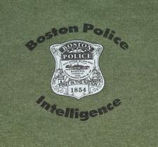 Boston Police Department Intelligence Team Unit Shirt - MEDIUM