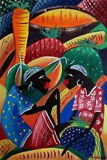Original Art Painting Cuban Artist Cuba JANIER SANCHEZ 09