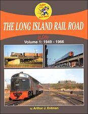 LONG ISLAND RAIL ROAD, Vol. 1, 1949-1966 steam to diesel, World's Fair Era (NEW)