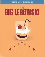 The Big Lebowski - Lim. Ed. Steelbook - Blu-Ray + Digital HD - Coen Bros Bridges