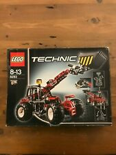 LEGO Technic 8283 Telehandler Front Loader New but Damaged Box