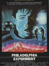 Philadelphia Experiment Poster 02 A3 Box Canvas Print