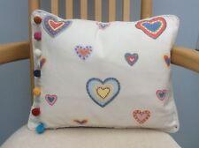 Cushion in Liberty Heartthrob fabric, child's room, cheerful multicolour