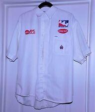 1997 Bugle Boy/Official Indy Racing League AMS Racing Team XL Button Down Shirt