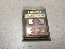 "NEW RIDGID 3/8"" NPSM Alloy Pipe Threading Dies for 0-R 11-R 111-R 12-R 30-A 31-A"