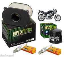Kit Entretien filtre  à Huile /Air Bougies Suzuki SV650  1999-2002
