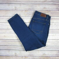 HENRY & BELLE High Waisted Cropped Skinny Jeans Sz 30 Stretch Denim Waist Pants