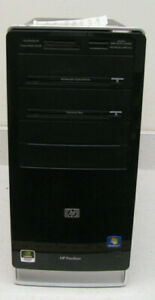 HP Pavilion PHENOM II X4 820 250GB HHD 2GB RAM WIN 10 PRO NVIDIA GEFORCE 9100