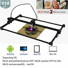 Neje Laser Engraver Engraving Cutting Machine Master 2 Max 30w Cnc Us Plug Usa