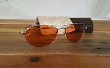 Oliver Peoples Sunglasses Aero 54 Brad Pitt Fight Club Tyler Durden