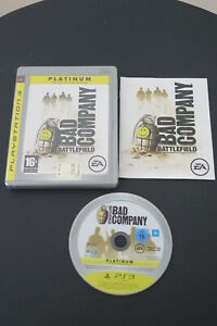PS3 : BATTLEFIELD : BAD COMPANY - Completo, ITA ! CONSEGNA IN 24/48H !