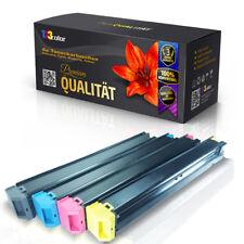4x Tonerkartuschen für Sharp MX 2614 N Black Cyan Magenta Ye - Alpha Pro Serie