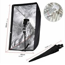 "Pro Quick Release Setup 60*90cm 24""x36"" Umbrella Diffuser Reflector For Softbox"