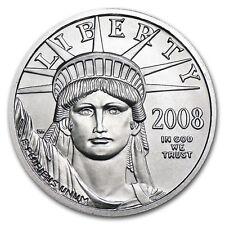 1/4 oz Platinum American Eagle BU (Random Year) - SKU #54