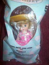 McDonald's Madame Alexander HOP, SKIP & JUMP  Doll - HAPPY MEAL TOY  2005  NEW