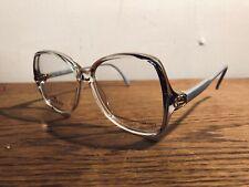 NOS UNUSED Vintage ('80s) Gucci 2103 Women's Clear Eyeglasses
